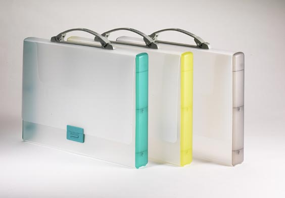 Translucent Briefcase